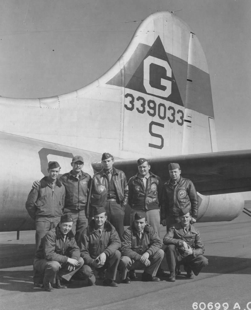 B-17 #43-39033