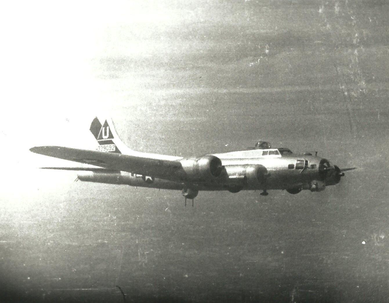 B-17 #43-39092