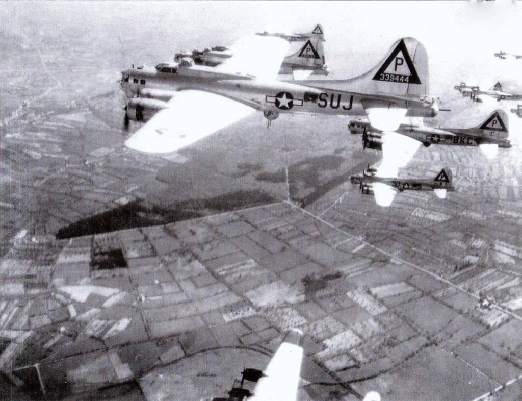 B-17 #43-39444