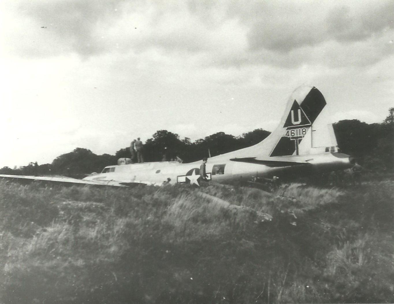 B-17 #44-6118