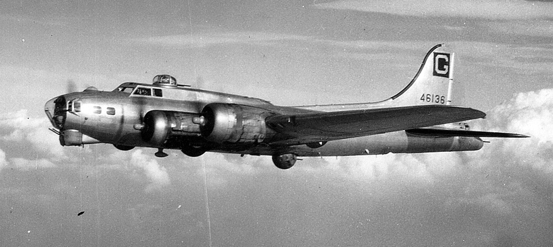 B-17 #44-6136 / Stork Club