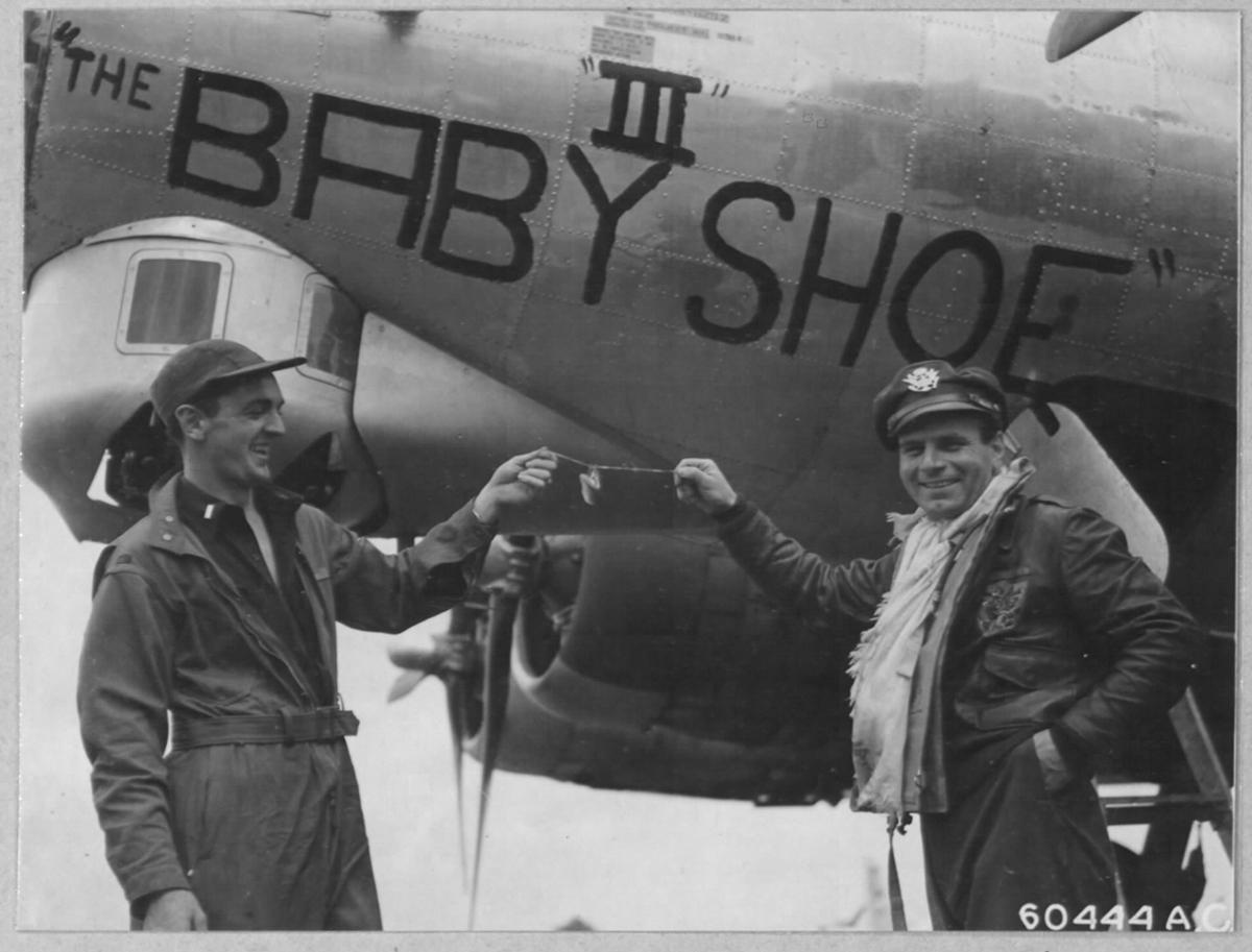 B-17 #44-6292 / Baby Shoe III