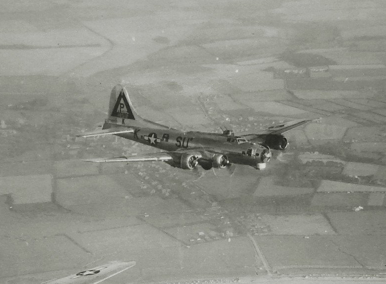 B-17 #44-6512