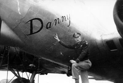 B-17 #44-6514 / Danny