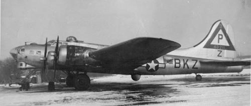 B-17 #44-8211