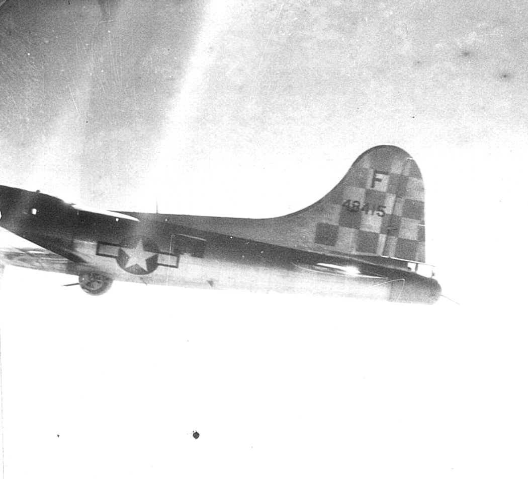 B-17 #44-8415