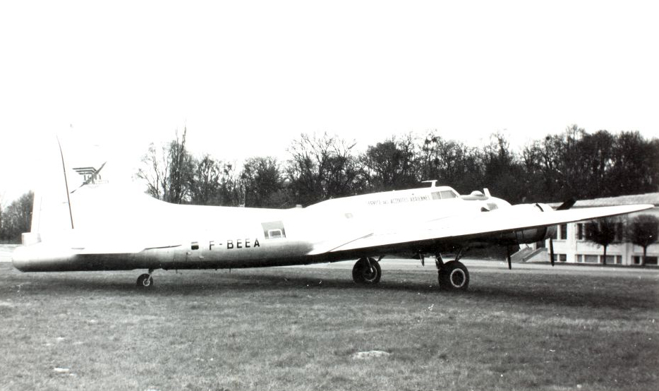 B-17 #44-85643