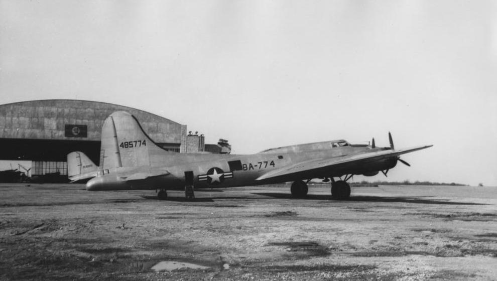 B-17 #44-85774