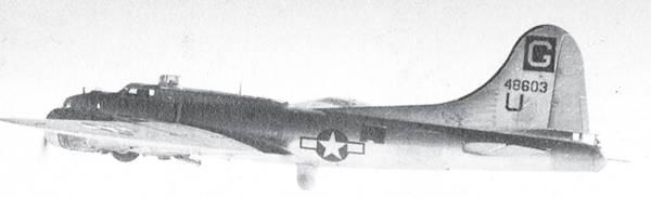 B-17 #44-8603