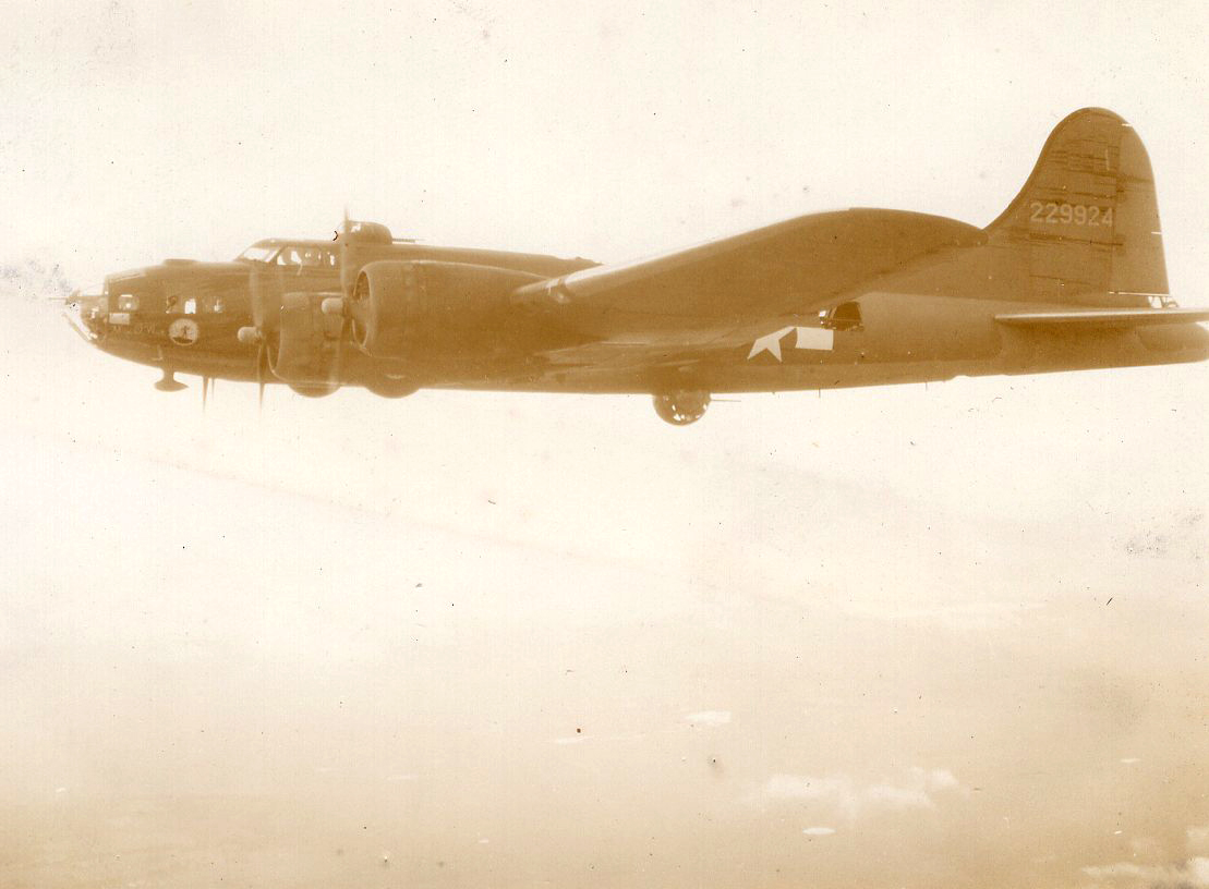 B-17 #42-29924