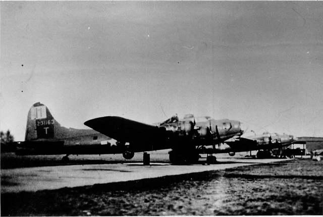 B-17 #42-31163 / A Good Ship and A Happy Ship
