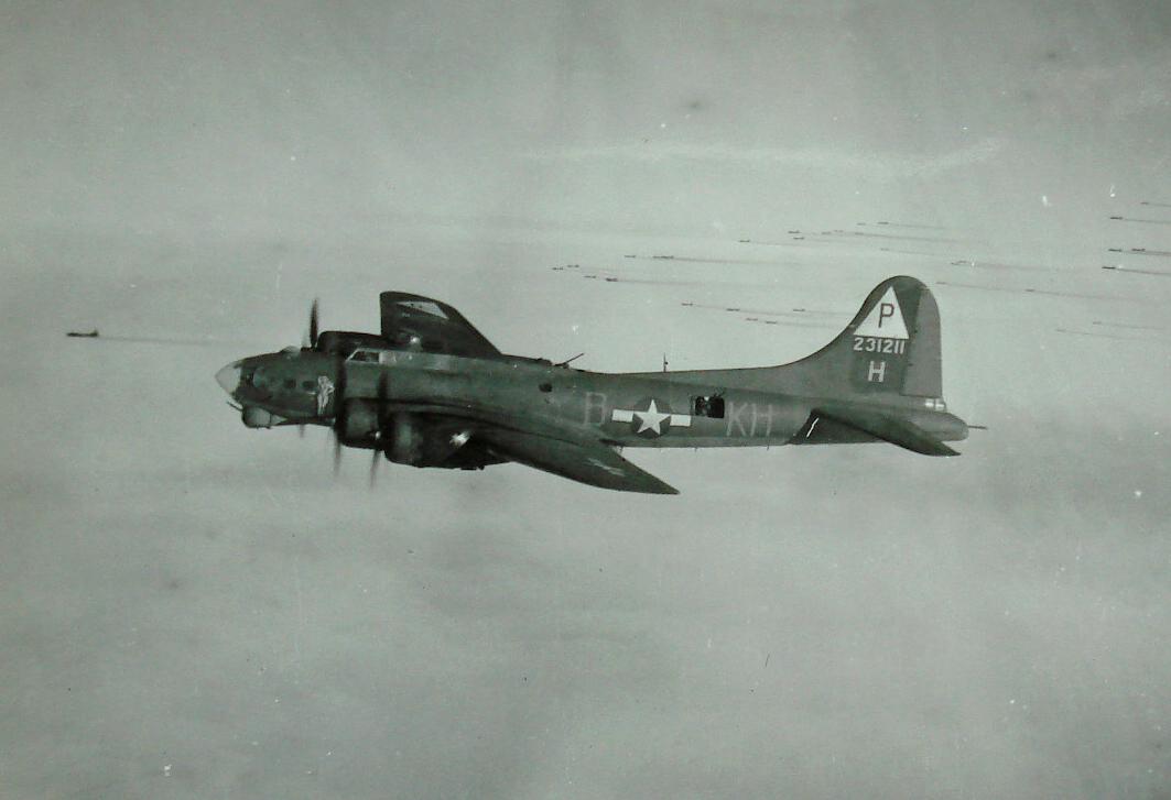 B-17 #42-31211 / Reno's Raider
