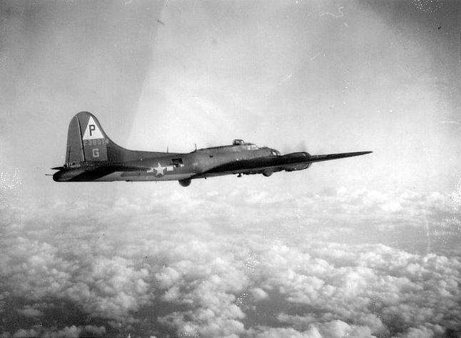 B-17 #42-38014 / Little America II