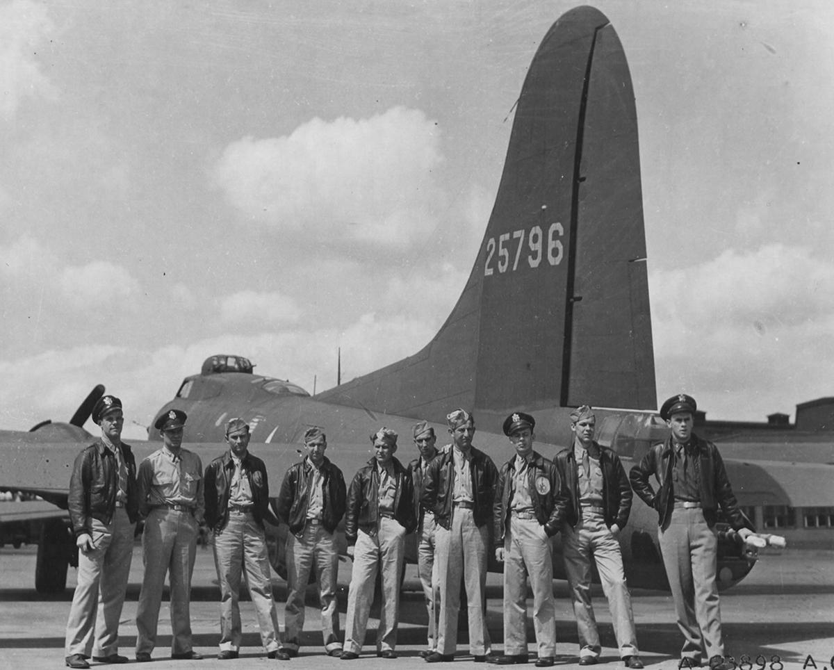 B-17 #42-5796