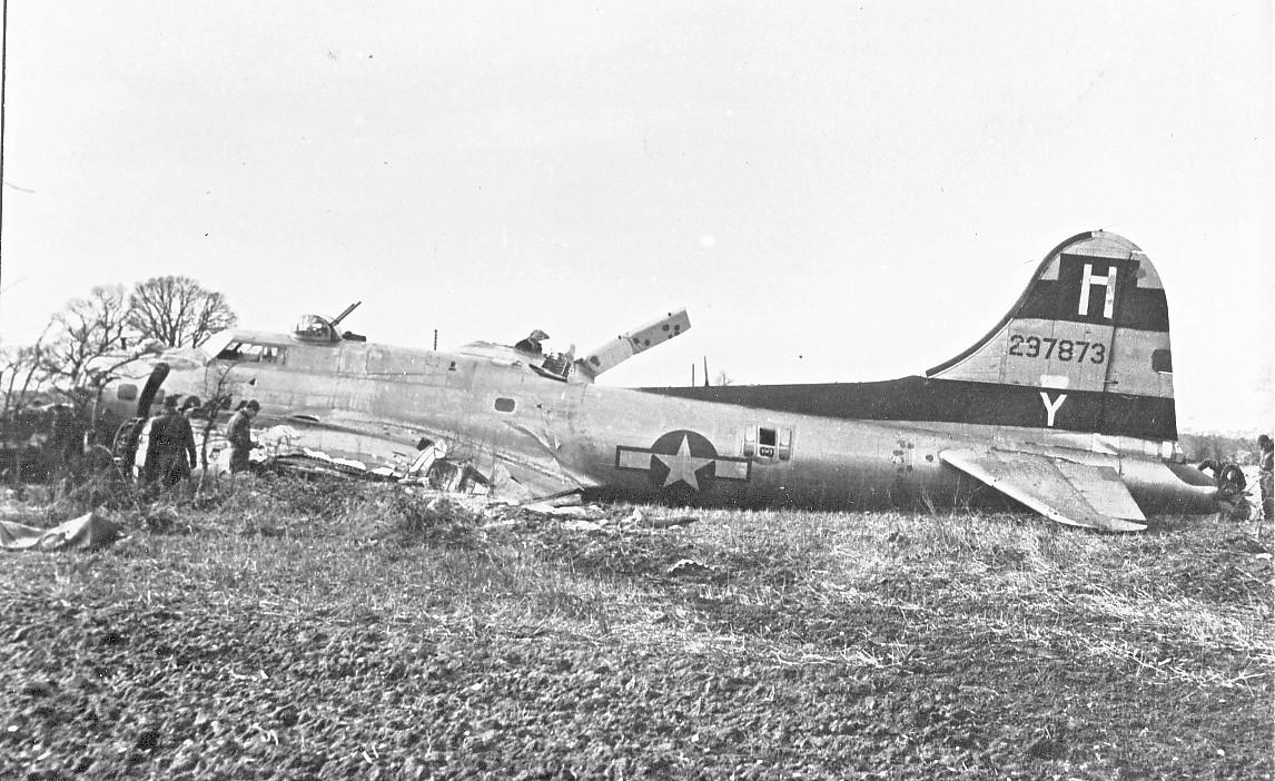 B-17 42-97873