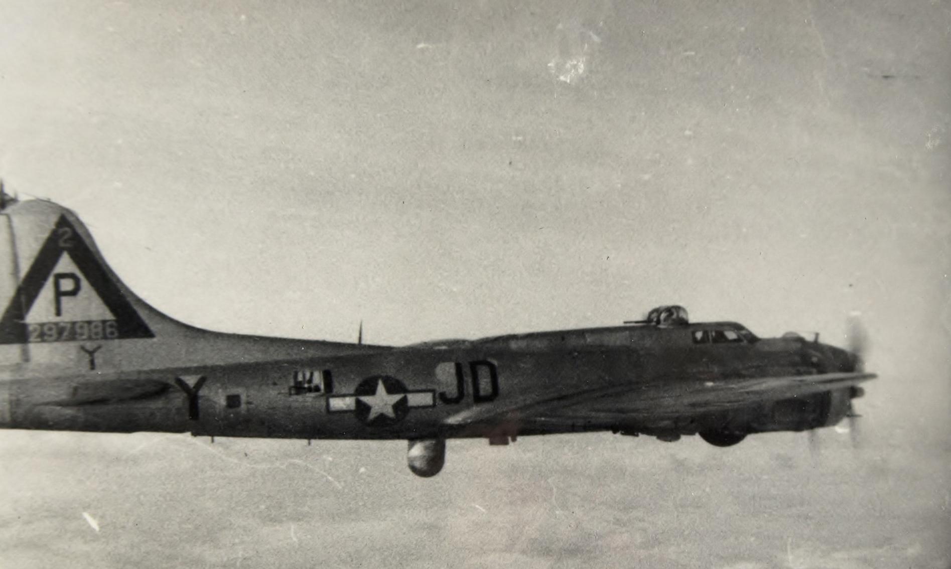 B-17 #42-97986