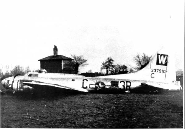 B-17 #43-37910