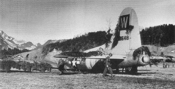 B-17 #43-38648