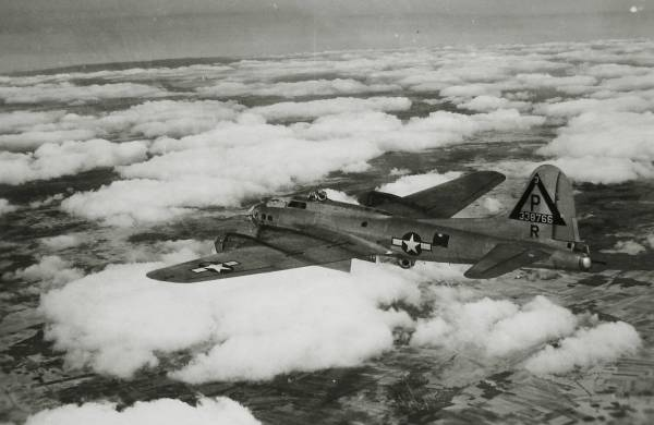 B-17 #43-38766