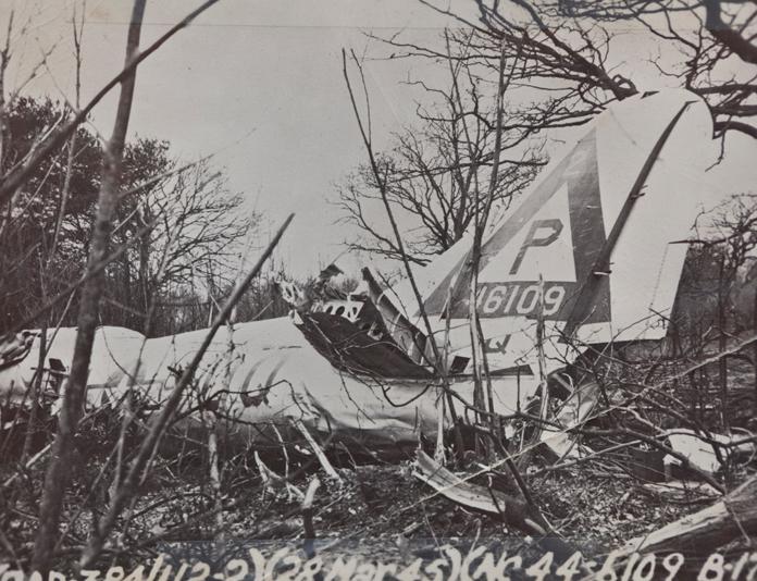 B-17 #44-6109 / Ole Tulik