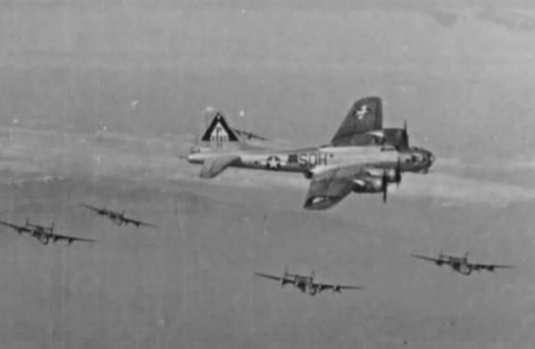 B-17 #44-6898