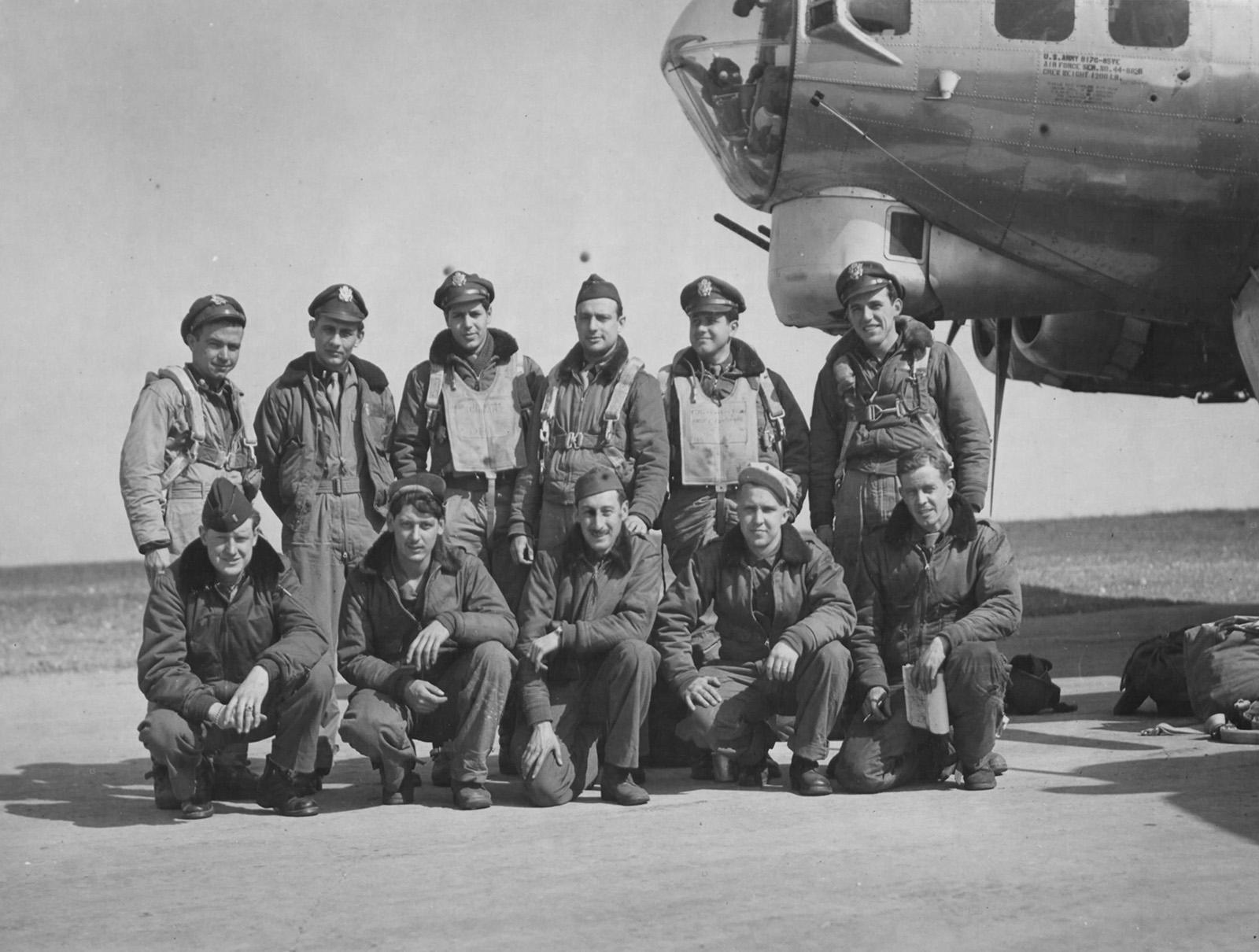 B-17 #44-8828