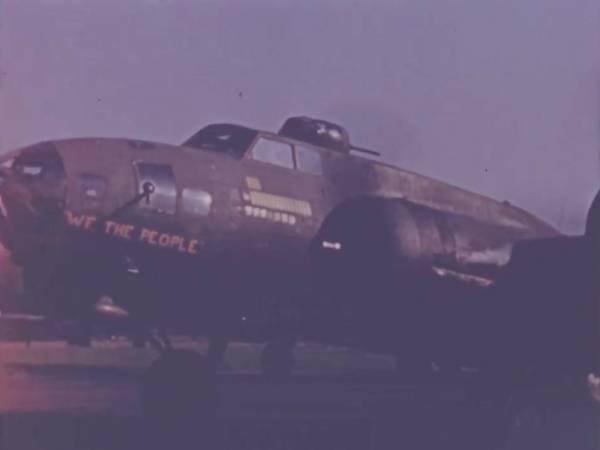 B-17 #41-24614 / Snafu aka We The People