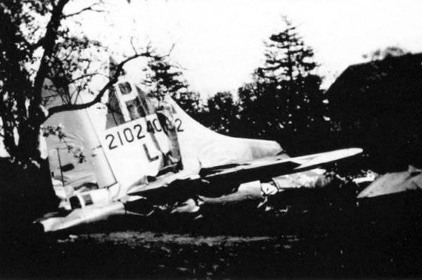 B-17 #42-102402