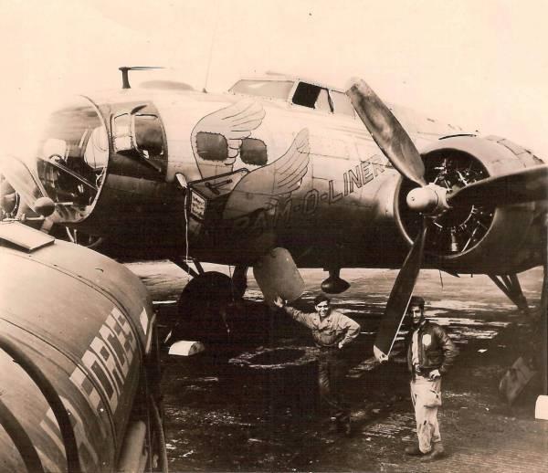 B-17 #42-102430 / Spam-O-Liner