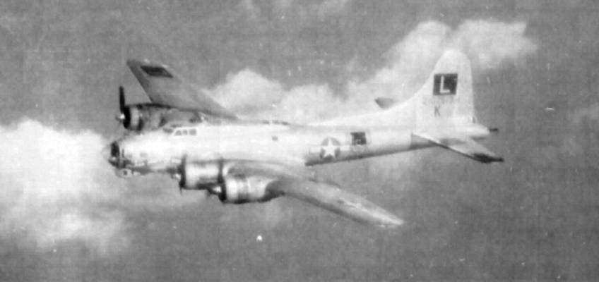 Boeing B-17 #42-102513 / Swing Shift Baby