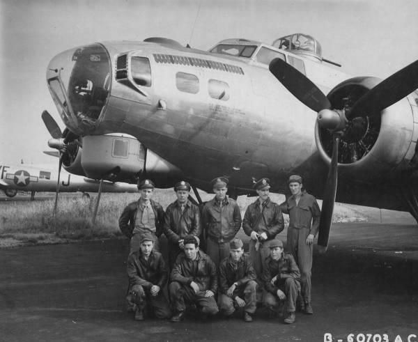 B-17 #42-102608