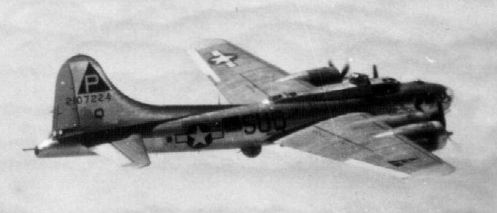 B-17 #42-107224