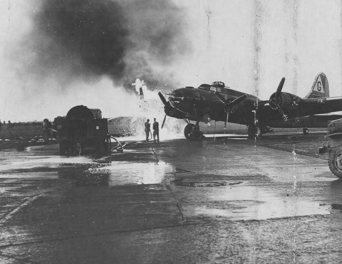 B-17 #42-29508 / Southern Comfort Jr.