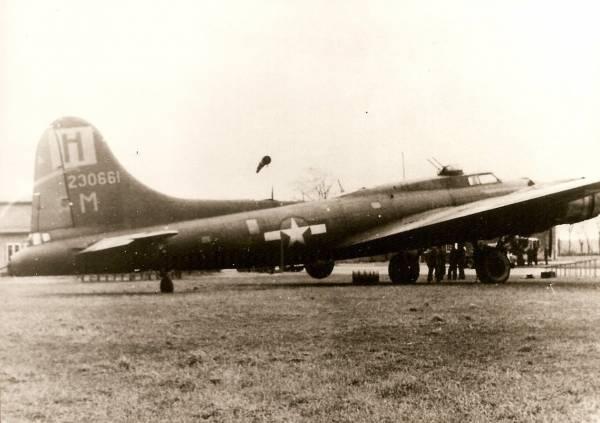 B-17 #42-30661 / Veni Vidi Vici