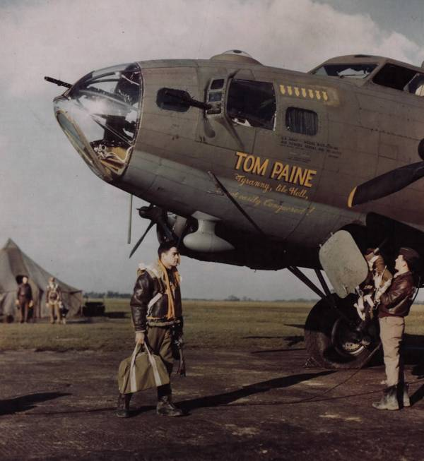 B-17 #42-30793 / Tom Paine