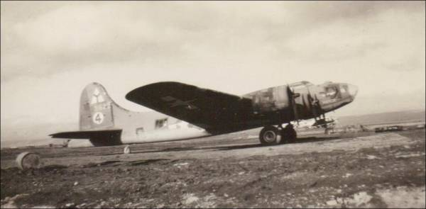 B-17 #42-31622 / Marge