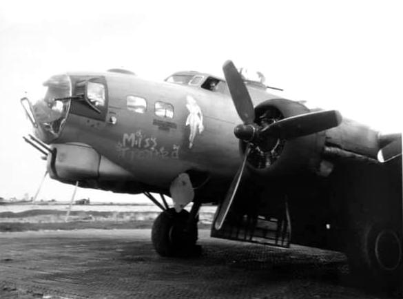 B-17 #42-32029 / Miss Treated