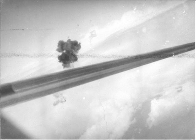 B-17 #42-32030 / Devil's Luck