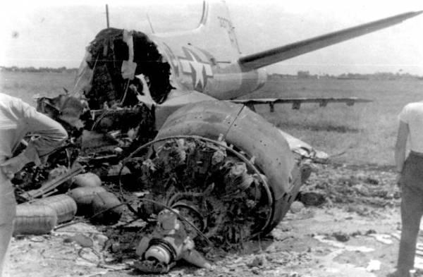 B-17 #43-37592