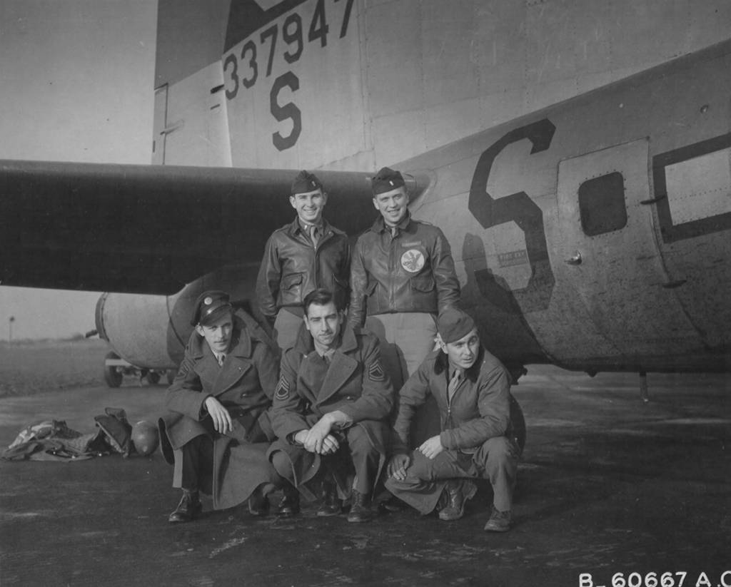 B-17 #43-37947