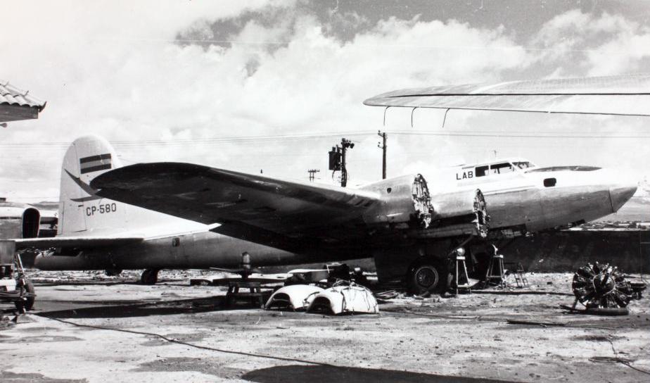 B-17 #43-38322