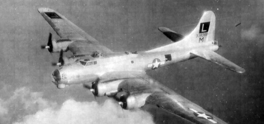 Boeing B-17 #43-38368 / Daisy Mae