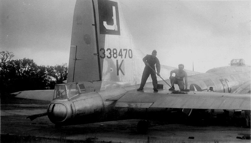 B-17 #43-38470 / Raincheck