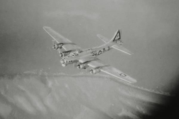 B-17 #43-38615