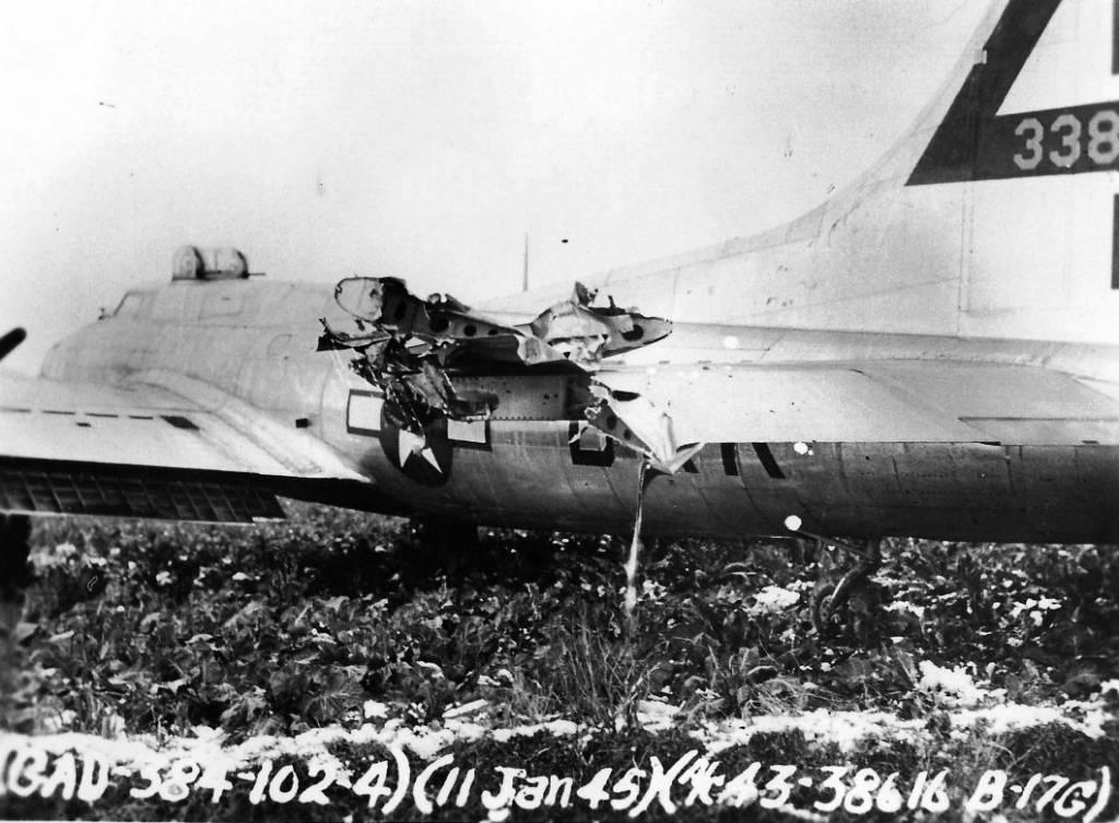 B-17 #43-38616