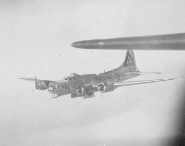 B-17 #43-38647