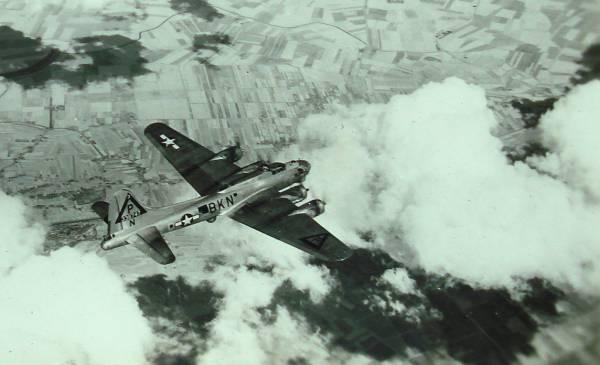 B-17 #43-38747