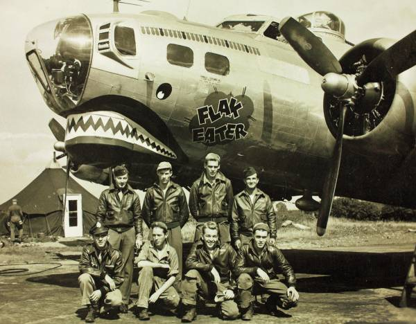 B-17 #44-6009 / Flak Eater