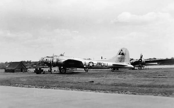 B-17 #44-6147