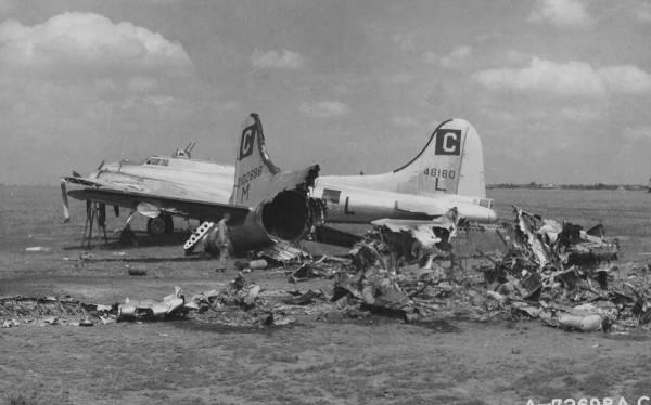 B-17 #44-6160